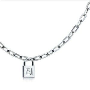 Jewelry - Tiffany & Co A Lock Pendant